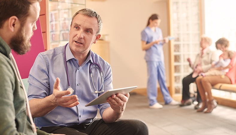 Patient participation and informed consent