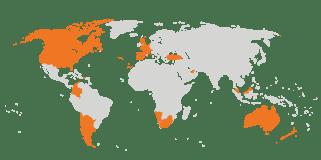 TPSC Worldwide Presence