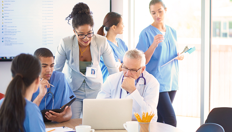 Benefits of employee satisfaction surveys in healthcare