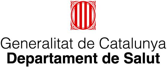 Generalitat de Catalunya, departament de Salut Kleur